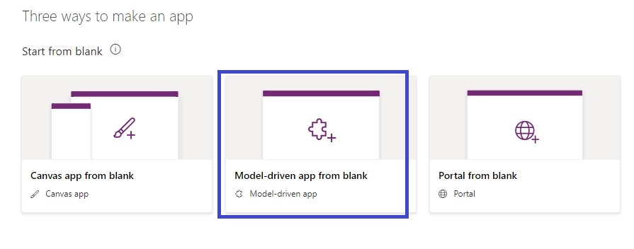 How to make a copy of Model-driven Power Apps app?